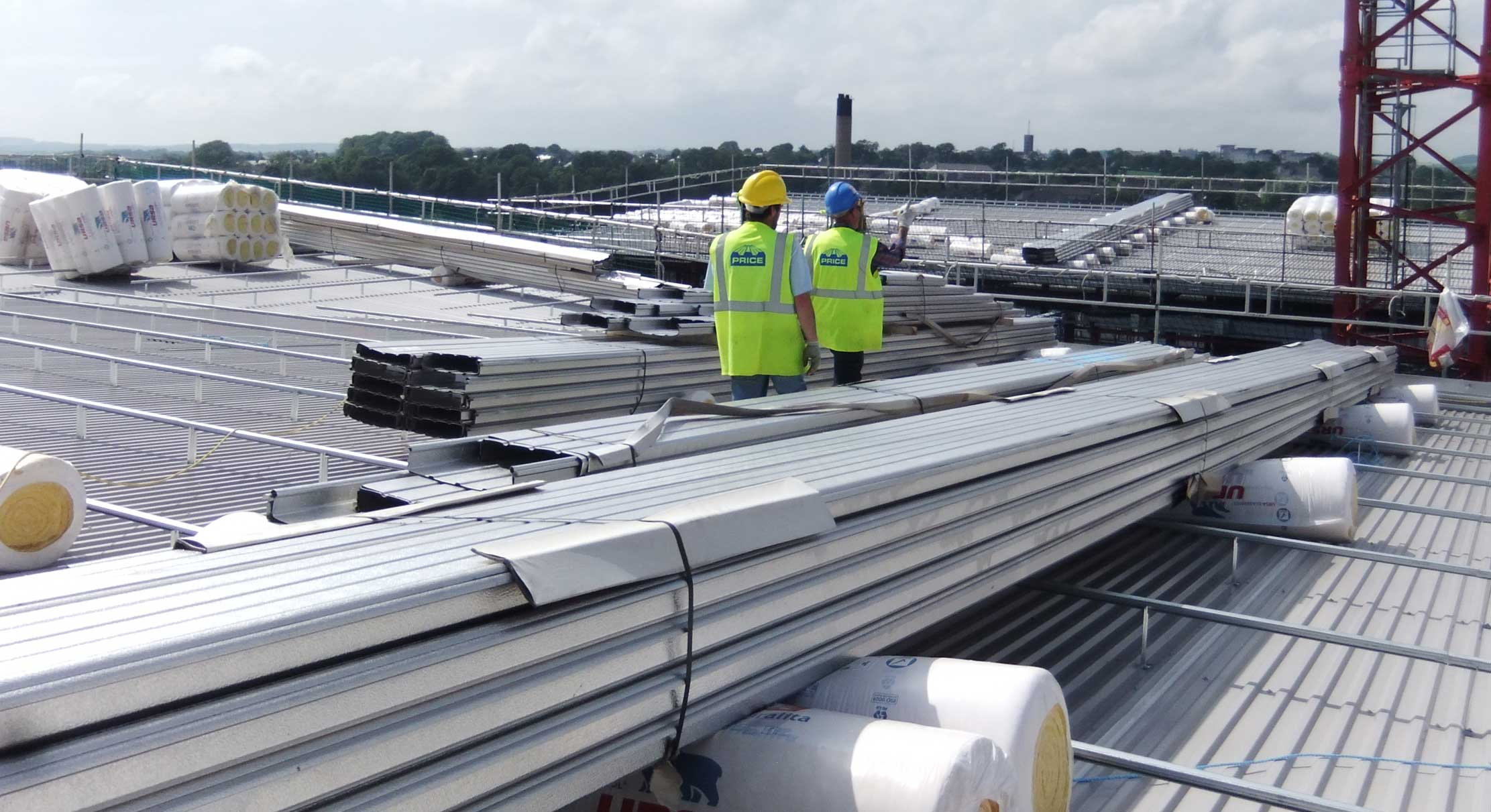 Price Roofing Roofing Scotland Cladding Roofing