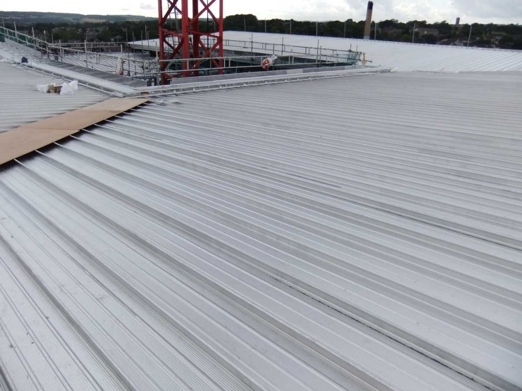 Aberdeen Royal Infirmary Price Roofing